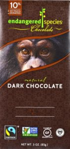 72% Cacao Environmental Species Dark Chocolate