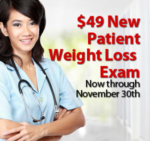 new patient weight loss exam