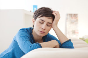 Adrenal Fatigue Women Tired