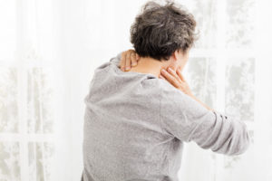 Women Neck Pain