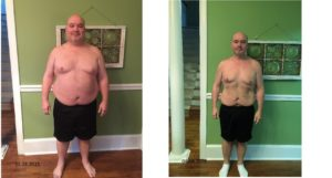 Pastor Dan Martin Before and After Weight Loss