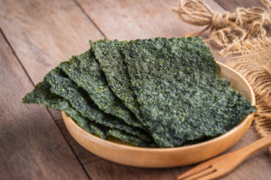 Nori Seaweed thyroid