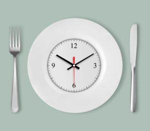 Intermitent Fasting Clock