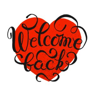 Welcome Back Heart